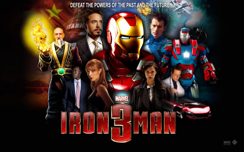 Iron Man 3 - Omul de otel 3 HD (2013) Online Subtitrat