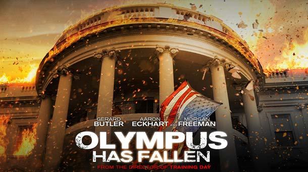 Olympus Has Fallen 2013 cod rosu la casa alba