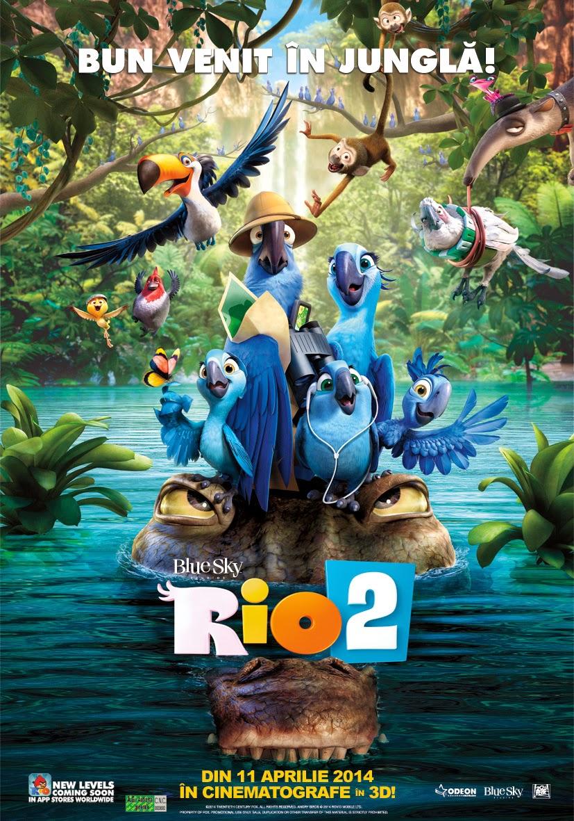 Vezi filmul Rio 2 (2014) – filme online