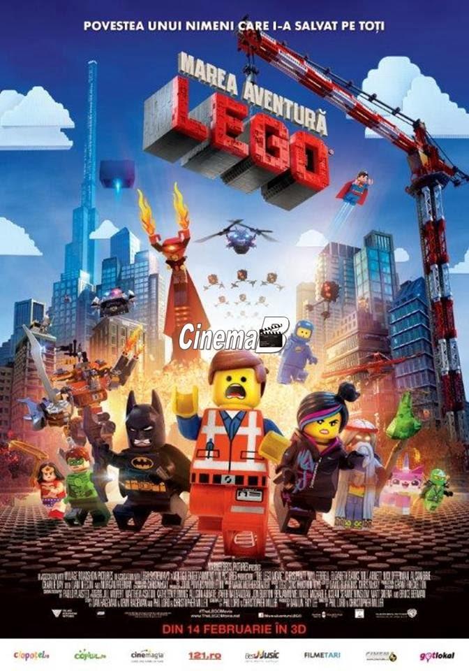 Vezi filmul The Lego Movie – Marea aventură Lego (2014) – filme online