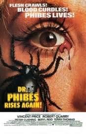 Vezi filmul Dr. Phibes Rises Again – Dr. Phibes se întoarce (1972) – filme online